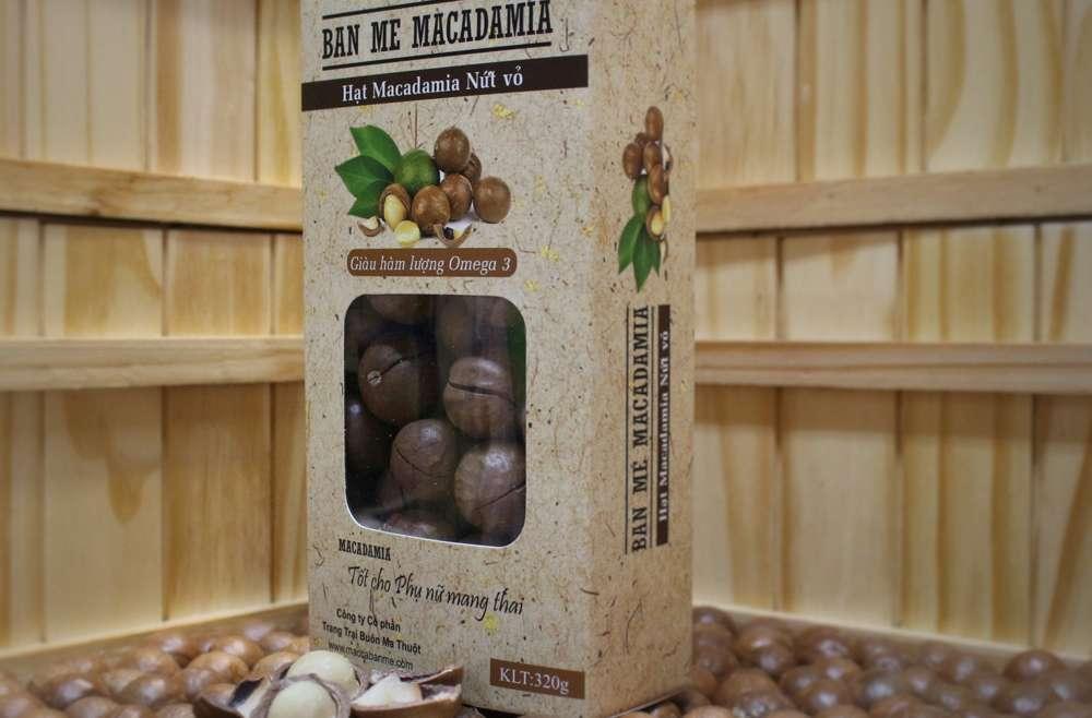 Tại sao giá hạt mắc ca không hề rẻ? Giá tại Ban Me Maccadamia bao nhiêu?