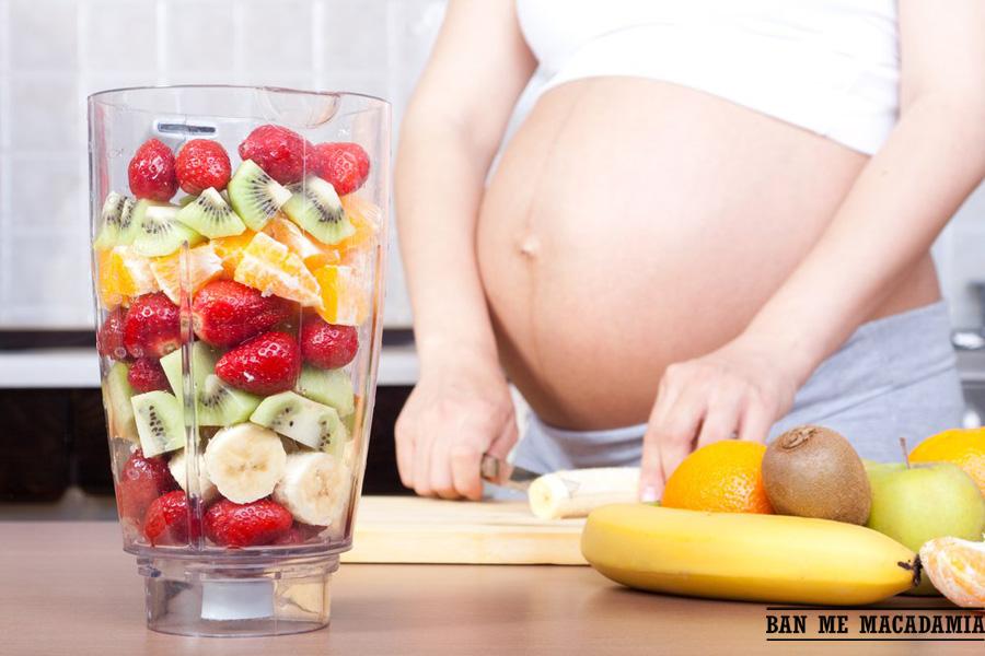 Top 7 loại hoa quả bà bầu nên ăn khi mang thai
